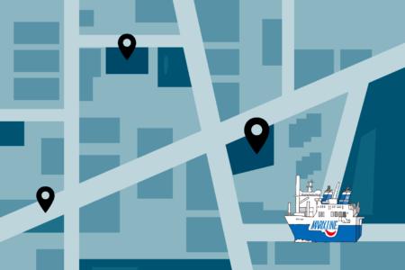 所在地図イメージ